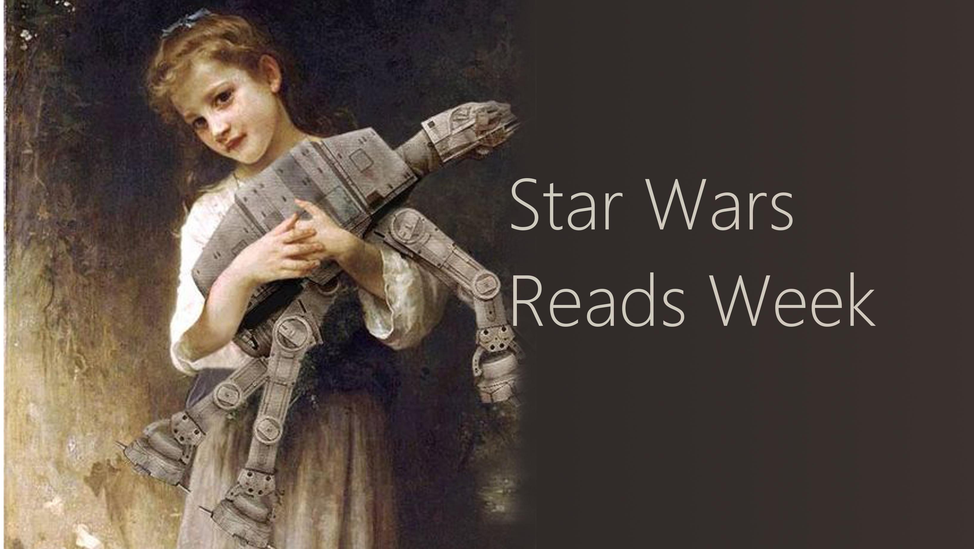 Star Wars Reads Week in the LMC