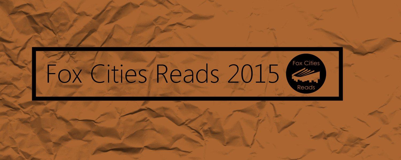 Fox Cities Reads 2015