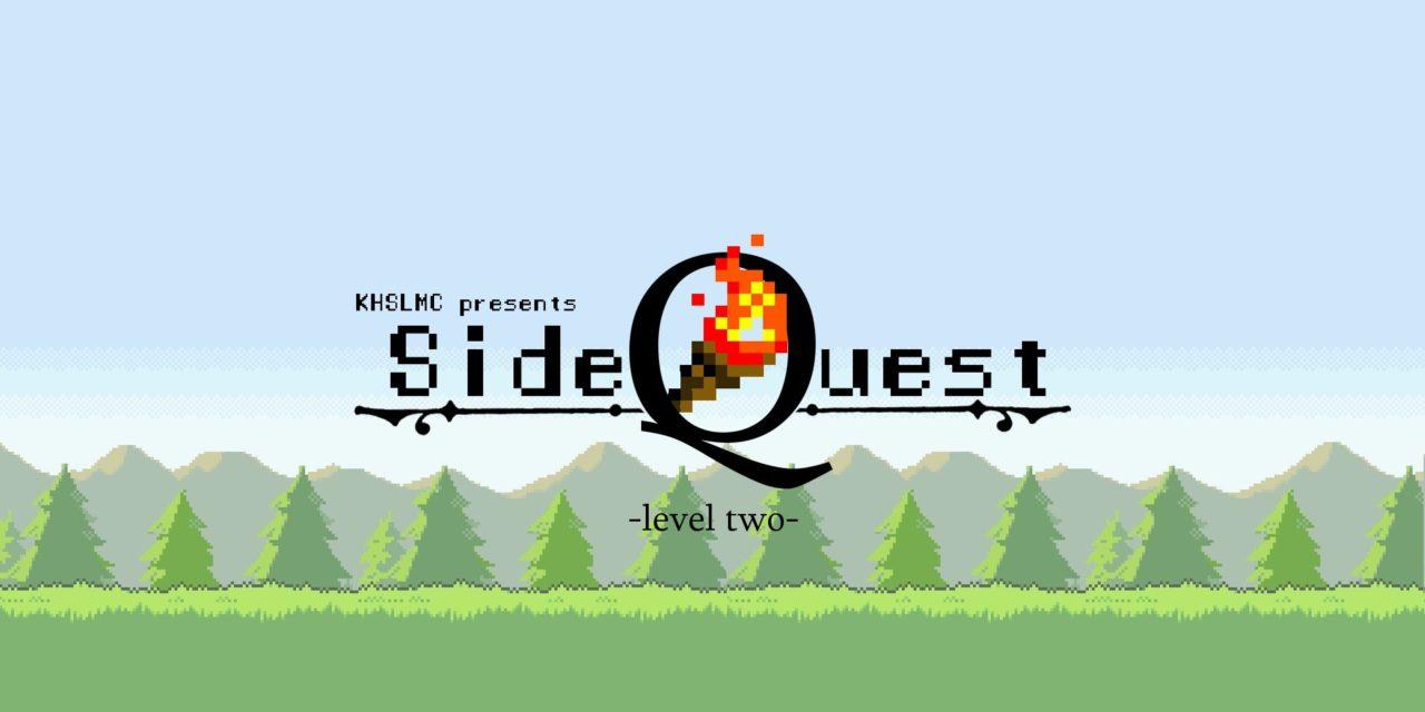 SideQuest – LEVEL 2