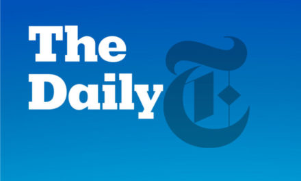 NYT- The Daily. A new way to stay informed
