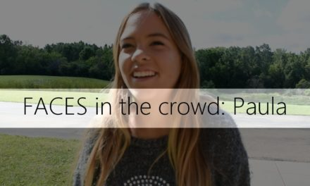 Faces in the Crowd: Paula Martinez