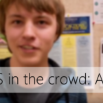 FACES in the crowd: Angelo