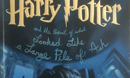 Artificial Intelligence wrote a new Harry Potter book!